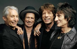 The Rolling Stones (from left): Charlie Watts, Keith Richards, Mick Jagger and Ron Wood plan to play in Havana by late March. (Photo taken from makingofezine.com)