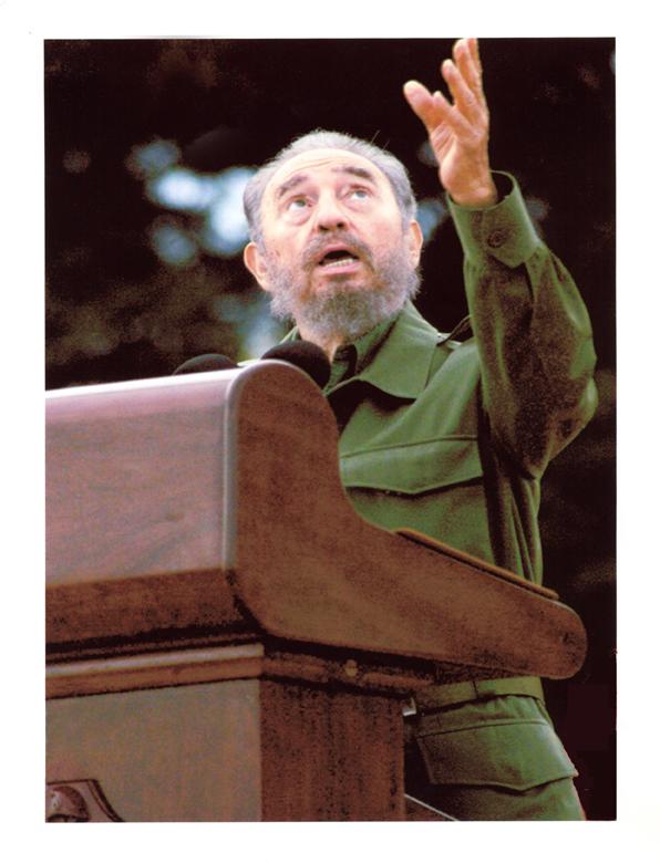 Fidel 2006 - Bayamo by WL